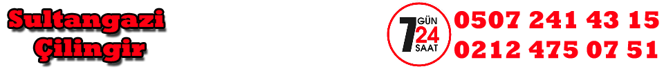 Sultangazi Çilingir - 0507 241 43 15