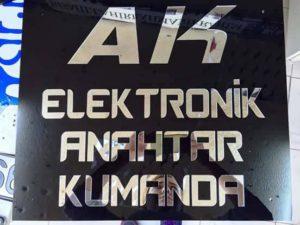 Sultangazi Çilingiri Ak Elektronik Anahtar